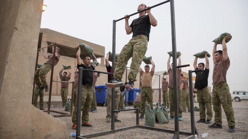 A Tactical Plan to Increase Your Pull Ups