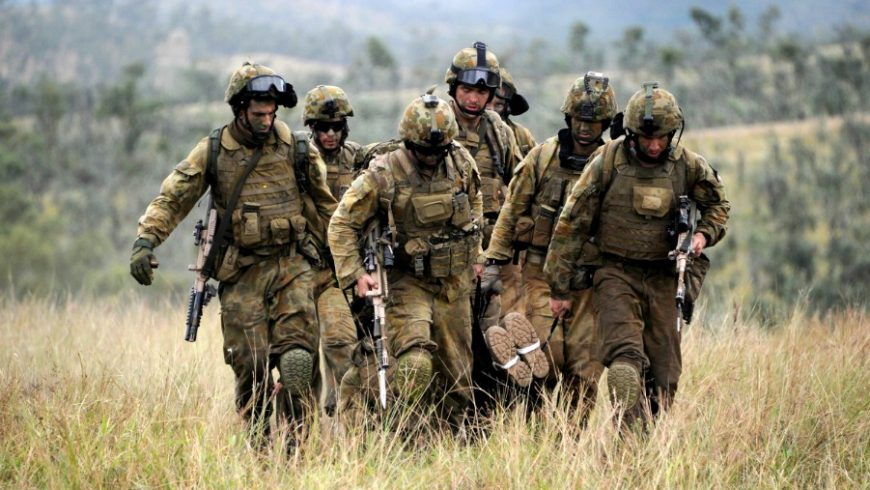 Building the ULTIMATE TEAMMATE – Lessons learned from an Australian Army Soldier