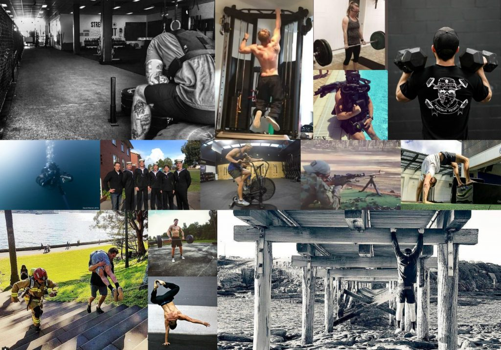 Frogman Project Athletes 1