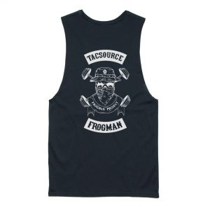 TacSource x Frogman tee back square